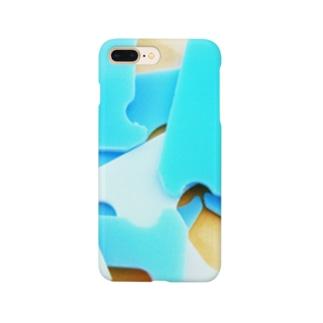 パンの袋とめるやつの集合場所 Smartphone cases