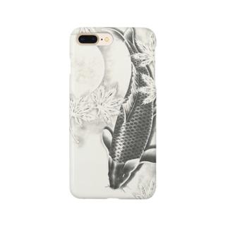 月下の鯉 Smartphone Case
