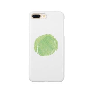 きゃべつ Smartphone cases