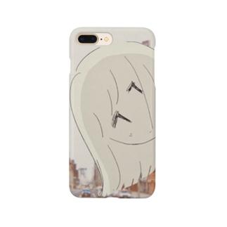 日本橋ガール Smartphone cases