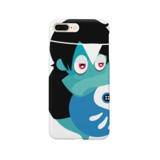 FUYOUくん【四郎】 Smartphone cases