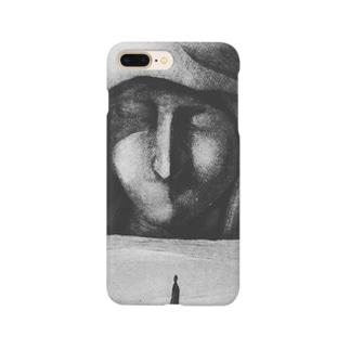 砂上の聖女 Smartphone cases