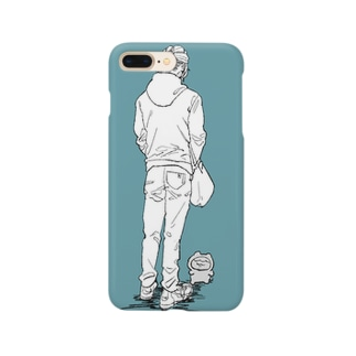 迷子スマホケース Smartphone cases