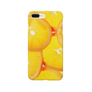 ふれっしゅおれんじ Smartphone cases