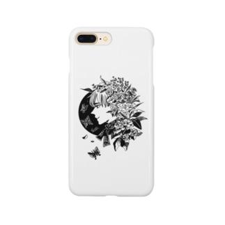 花と少年 Smartphone cases