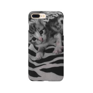 子猫 Smartphone cases