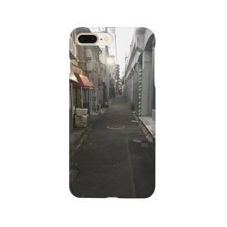 ちょいのま Smartphone cases