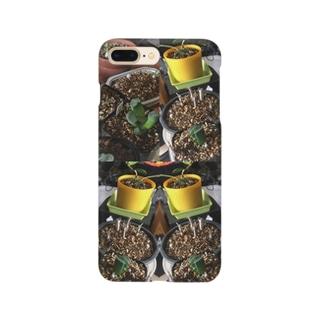 グリーンアート Smartphone cases