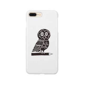 イルムくん Smartphone cases