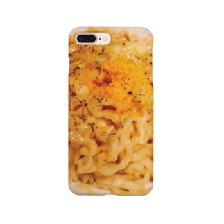 早稲田の油そば Smartphone cases