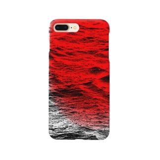 fine art 2(red) Smartphone cases