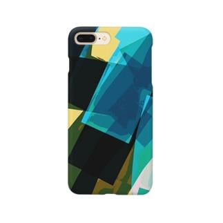 雑踏 Smartphone cases