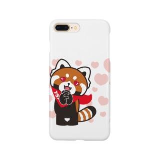 YSパンダ・ラブラブ Smartphone cases