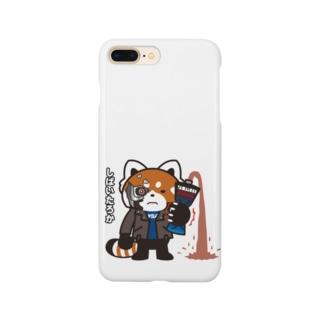YSパンダ・サイボーグ Smartphone cases