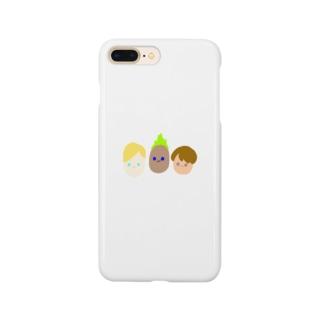地球人 Smartphone cases