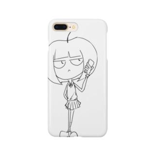 リンごちゃん Smartphone cases