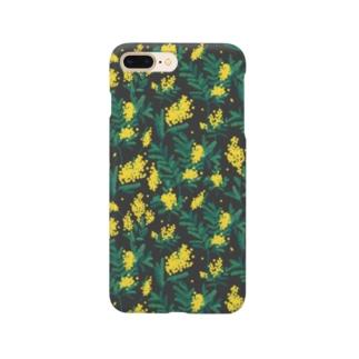 ミモザボタニカ Smartphone cases