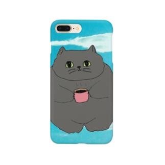 猫ベイ② Smartphone cases