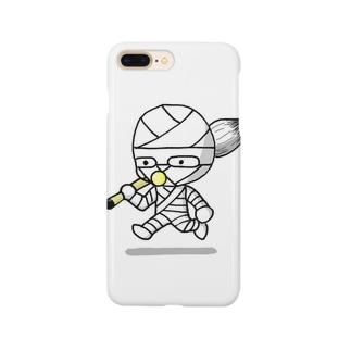 コッピーくん Smartphone cases