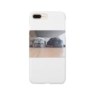 ねむたいぜ♡ Smartphone cases