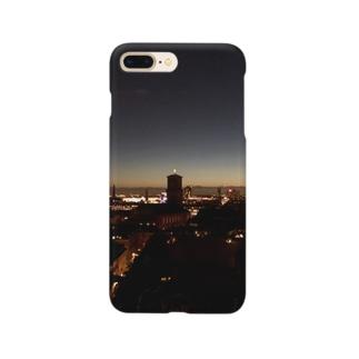 Copenhagen nightview Smartphone cases