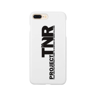 PROJECT TNR Smartphone cases