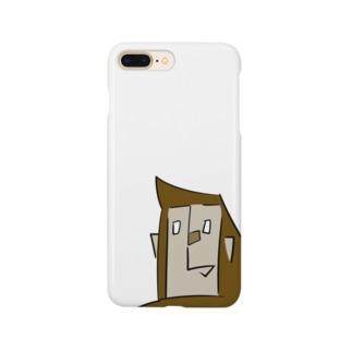 ゆるごりら Smartphone cases