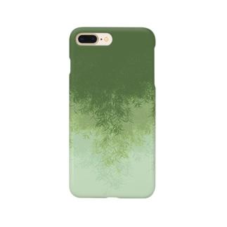 Willow (Green) スマートフォンケース