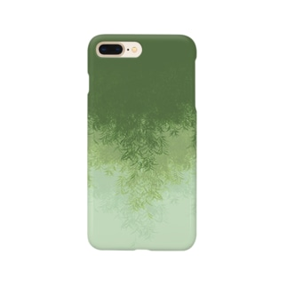Willow (Green) Smartphone cases