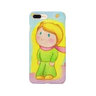 リトルプリンス Smartphone cases