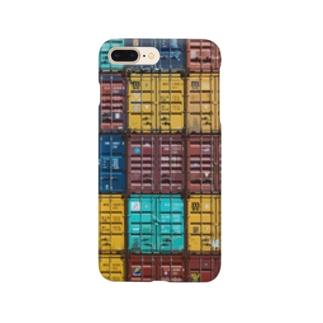 コンテナTEE_01 Smartphone cases