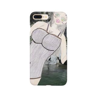 スクール水着の女の子 Smartphone cases