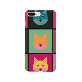 柴犬×アンディ・ウォーホル Smartphone cases