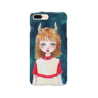 おに Smartphone cases