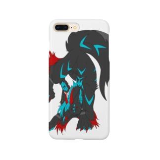 名無しくんver4 Smartphone cases