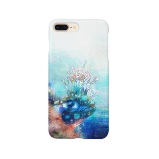 コケギンポ Smartphone cases