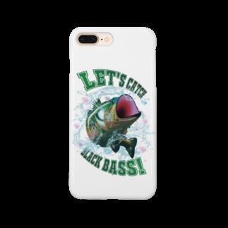 Drecome_Designのバス釣り最高 Smartphone cases