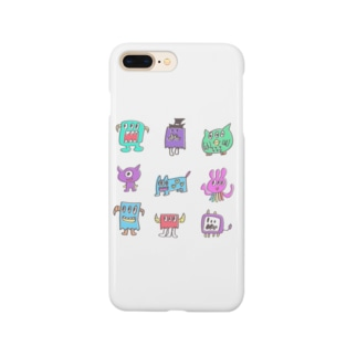 イケイケモンスターズ Smartphone cases