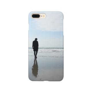 海と俺 Smartphone cases