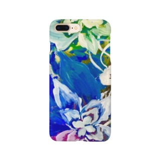 wild flower Smartphone cases