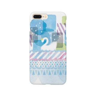 白鳥の湖 Smartphone cases