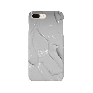 GREY FLATの 自分の毎日をクリエイト Smartphone cases