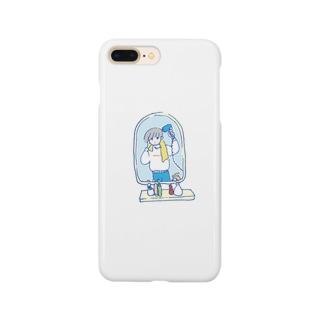 ドライヤータイム Smartphone cases