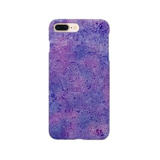 藍彩 Smartphone cases