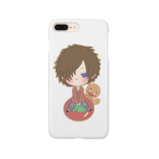 クッキーマン Smartphone cases