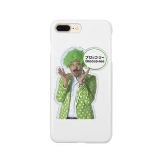 ブロッコ・リー Smartphone cases