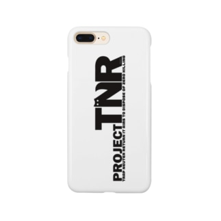 PROJECT TNR Smartphone cases