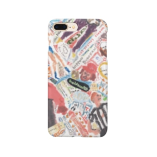 レスコラ。 Smartphone cases