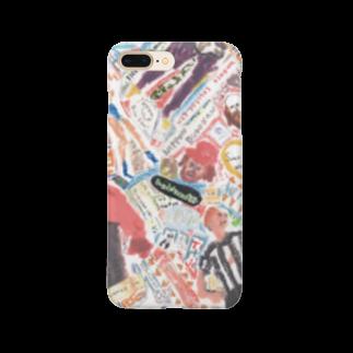 ふじみ屋 fujimi-ya のレスコラ。 Smartphone cases