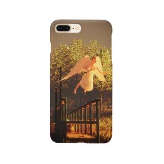 飛ぶ夢なんて飛ぶ夢でしかないのに Smartphone cases